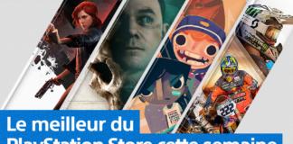 PlayStation Store - Mise à jour du 27 août 2019