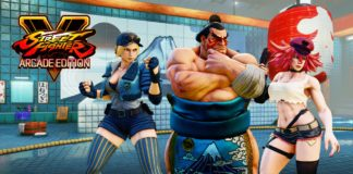 Street Fighter V: Arcade Edition 01