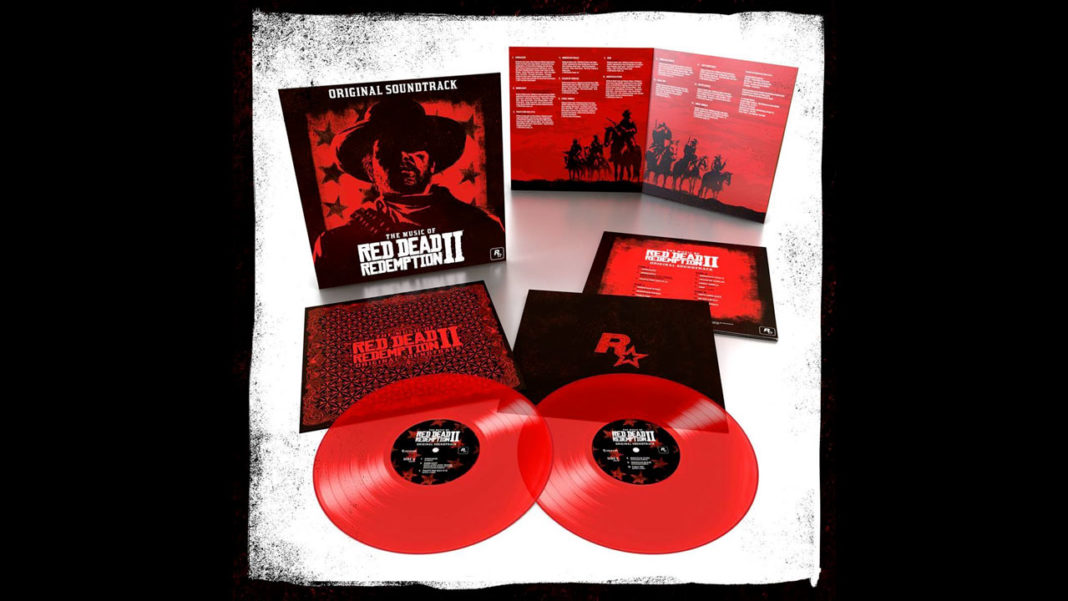 THE-MUSIC-OF-RED-DEAD-REDEMPTION-2--ORIGINAL-SOUNDTRACK-Vinyles