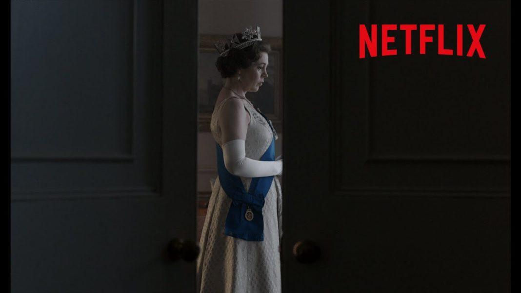 The Crown Saison 3 Netflix