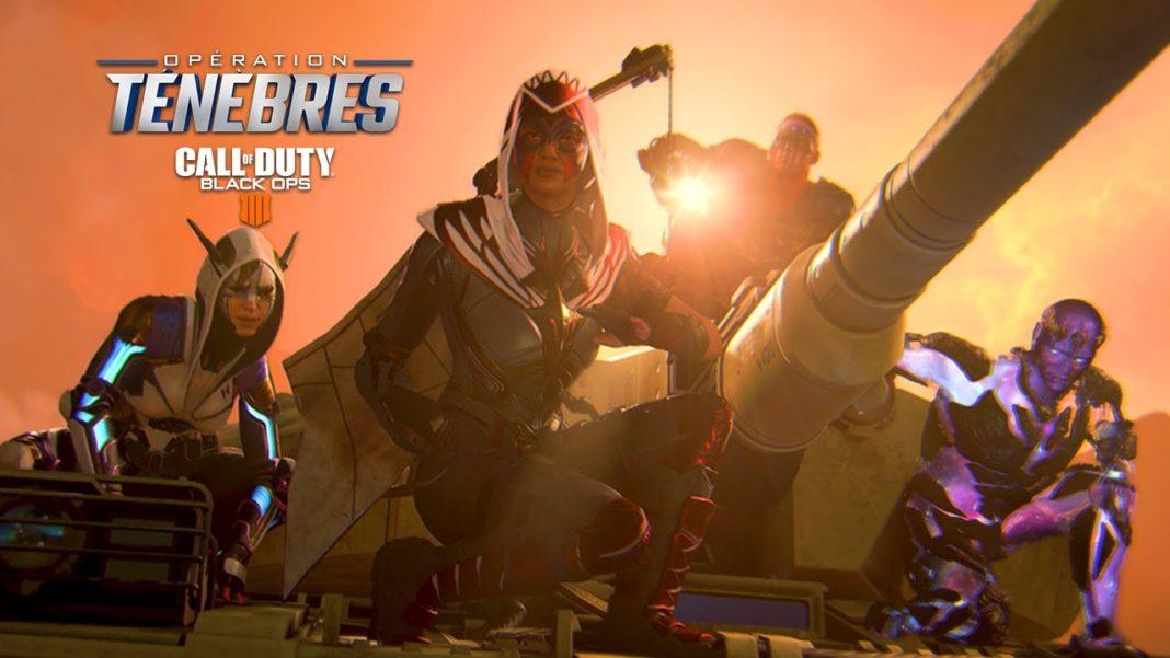 Call of Duty: Black Ops 4 Opération Ténèbres