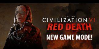 Civilization VI - Fléau Rouge