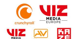 Crunchyroll X VIZ Media Europe