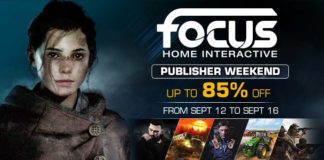 Focus Home Interactive Steam