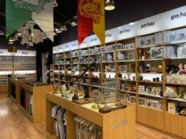 Geek Store Harry Potter