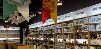 Geek Store Harry Potter