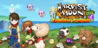 Harvest Moon : Lumière d'espoir COMPLETE Édition Spéciale