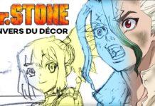L'envers du décor de Dr. STONE