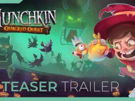 Munchkin: Quacked Quest 01