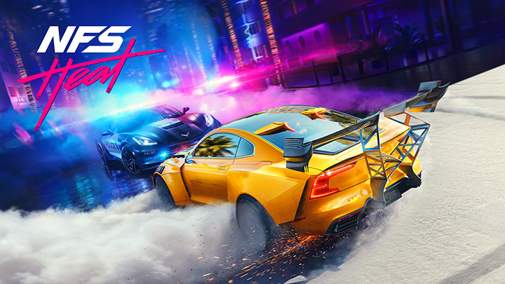 Need for Speed Heat Studio