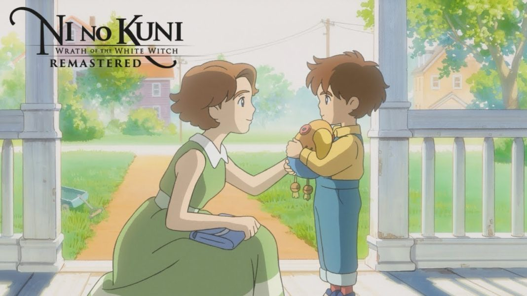 Ni no Kuni - La Vengeance de la Sorcière Céleste Remastered