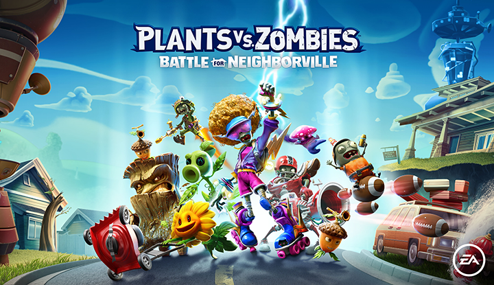 Plants vs Zombies: La Bataille de Neighborville