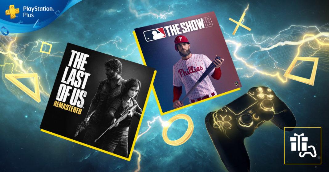 PlayStation Plus - Octobre 2019