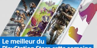 PlayStation Store - Mise à jour du 30 septembre 2019