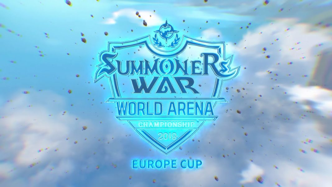 Summoner War Championship 2019 Europe Cup