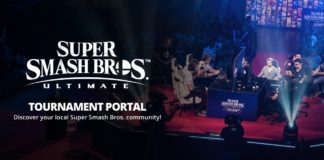 Super Smash Bros. Ultimate Tournament Portal
