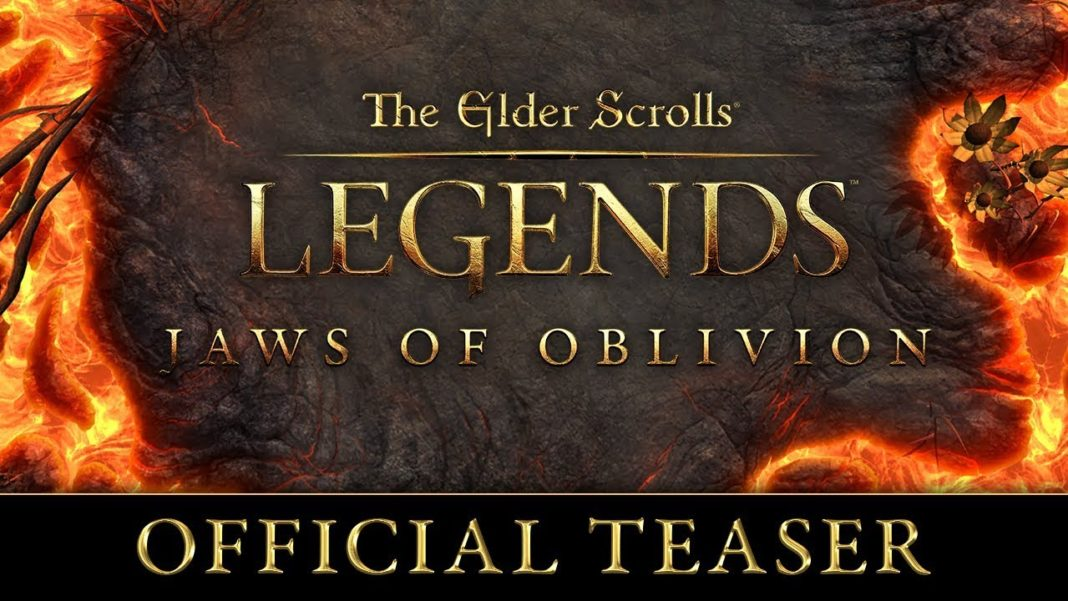The Elder Scrolls: Legends - Antre d'Oblivion