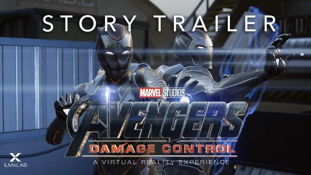 Avengers: Damage Controle