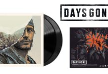Days Gone Vinyle