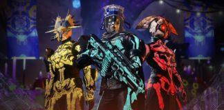 Destiny 2 : Bastion des Ombres – Fête des âmes perdues