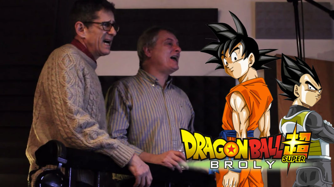 Dragon Ball Super: Broly Featurette-Doublage