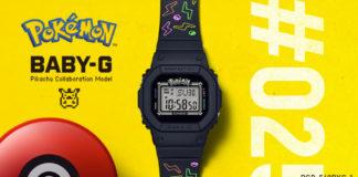 G-SHOCK-BABY-G-Pokémon