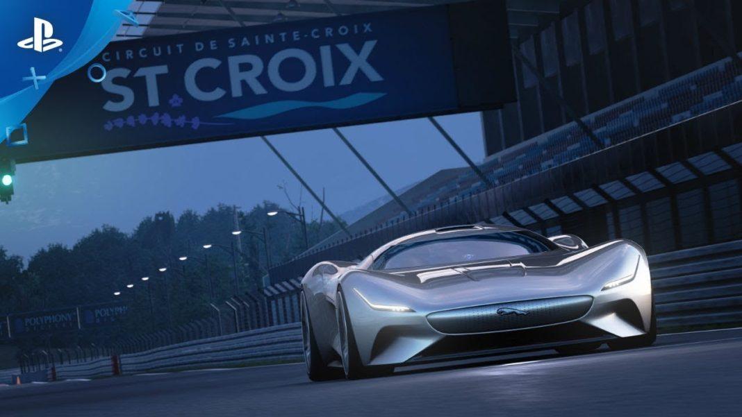 GT Sport - Jaguar Vision Gran Turismo Coupé
