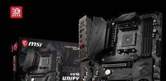 MSI MEG X570 UNIFY 01