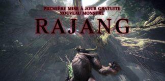 Monster Hunter World- Iceborne - Rajang
