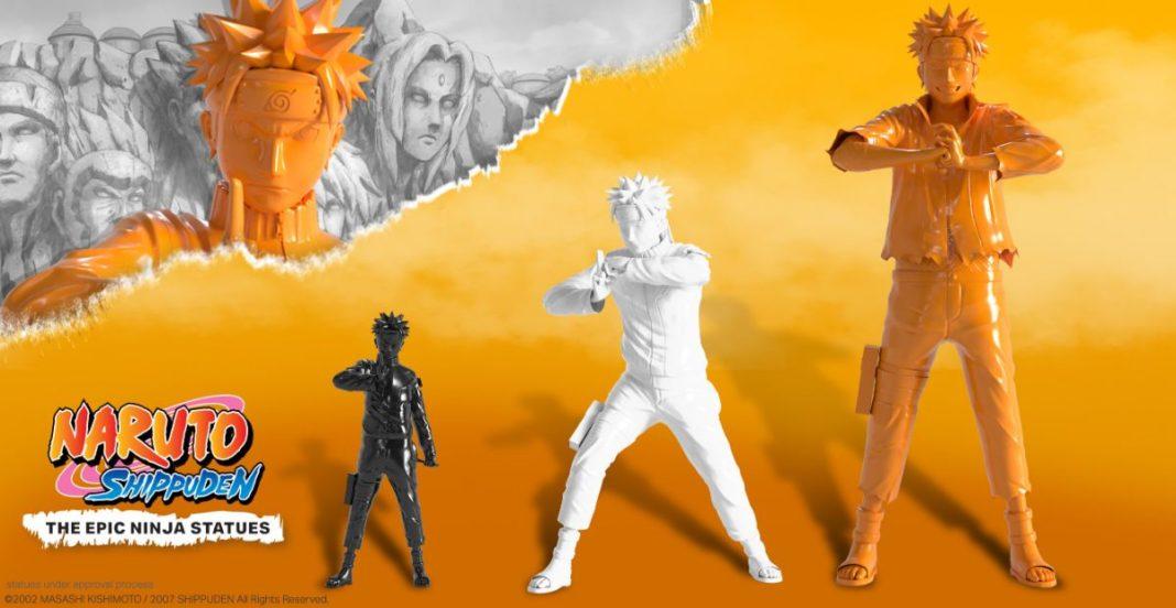 Naruto - The Epic Ninja Statues