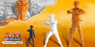 Naruto - The Epic Ninja Statues