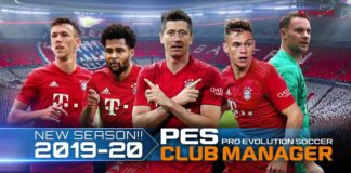 PES Club Manager 2020
