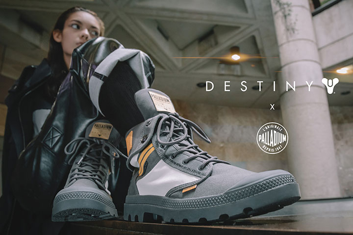 Palladium X Destiny