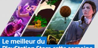 PlayStation Store - Mise à jour du 28 octobre 2019
