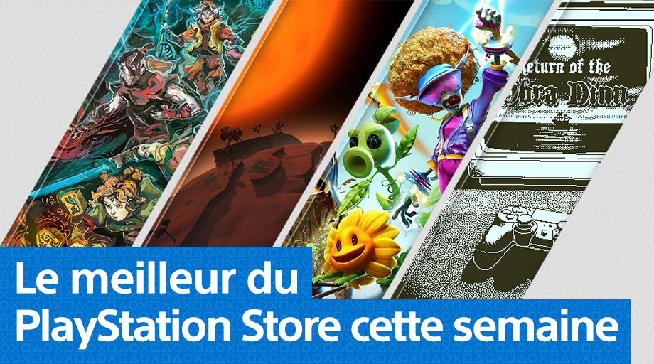 PlayStation Store - Mise à jour du 14 octobre 2019