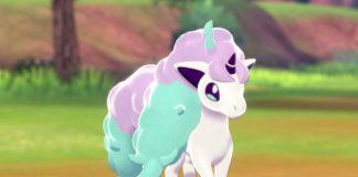 Pokémon Épée - Pokémon Bouclier Ponyta