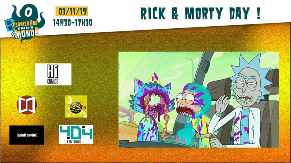 Rick and Morty Day !