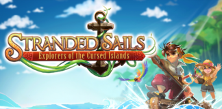 Stranded Sails : Explorers of The Cursed Islands