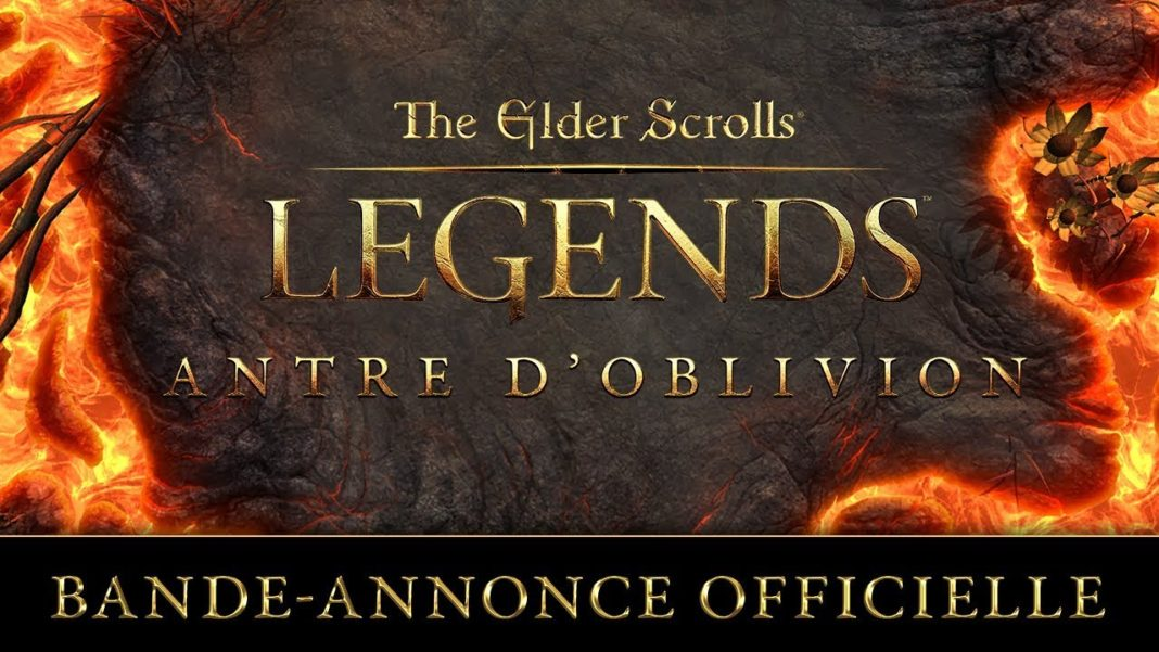 The Elder Scrolls Legends Antre d'Oblivion