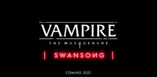 Vampire : La masquerade - Swansong