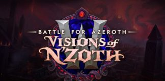 World of Warcraft Visions of N'zoth