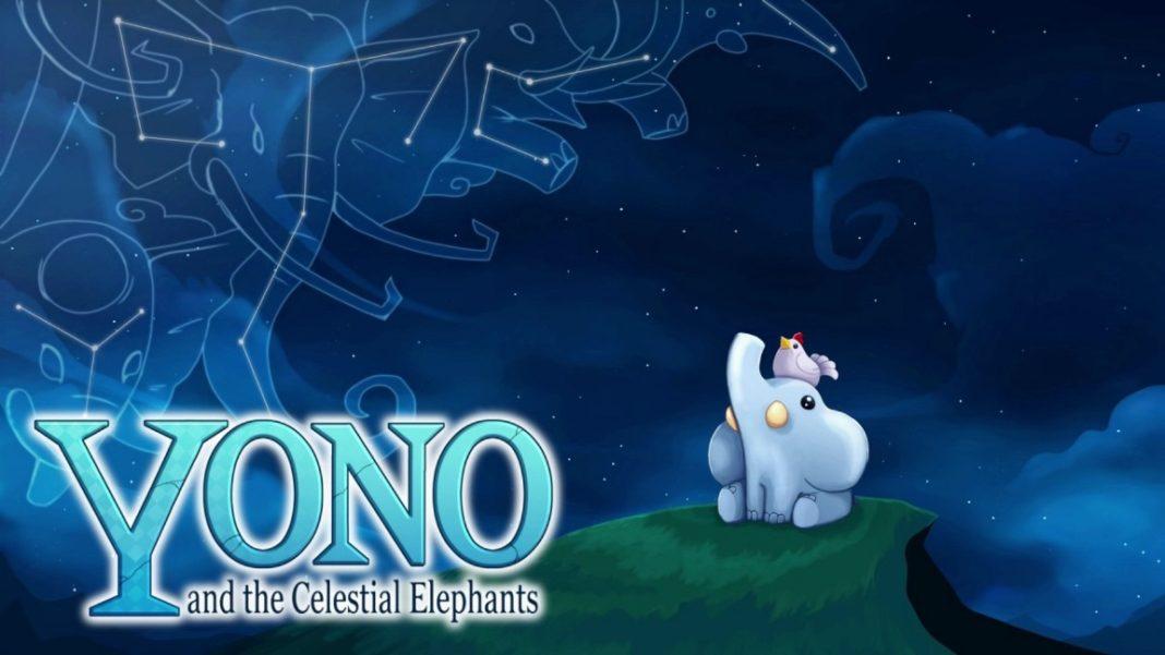 Yono et les Éléphants Célestes