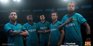 eFootball PES 2020_DP2_FCBarcelona_Kit_16-9