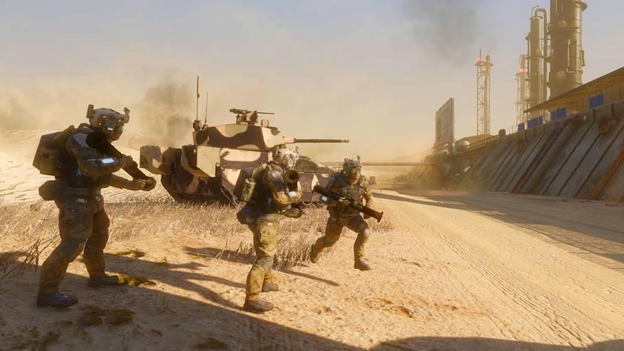 Armored Warfare : American Dream