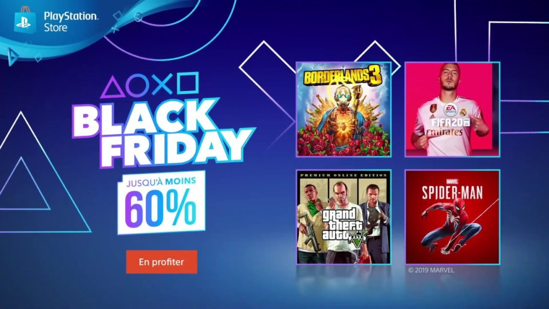 Black Friday PlayStation 4 PS4