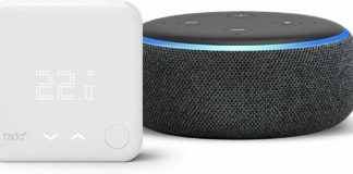 Black Friday tado° + Amazon Echo Dot