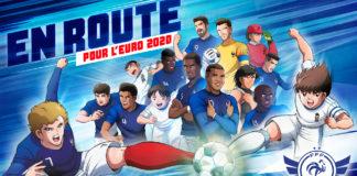 Captain Tsubasa X Fédération Française de Football