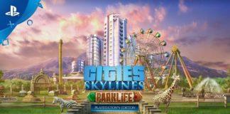 Cities: Skylines - Parklife Edition