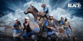 Conqueror's Blade - Rattan Resistance