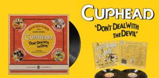 Cuphead Vinyle